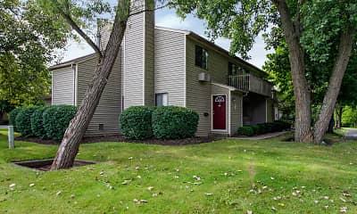 Building, Cedarbrook, 1