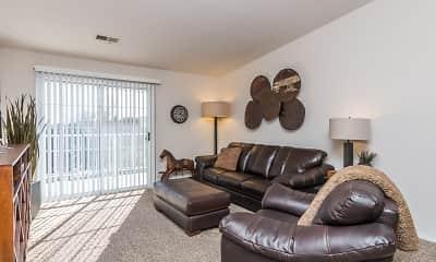 Living Room, Majestic Cove, 1