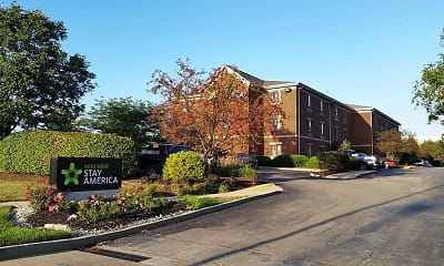 Community Signage, Furnished Studio - Cincinnati - Florence - Meijer Dr., 0