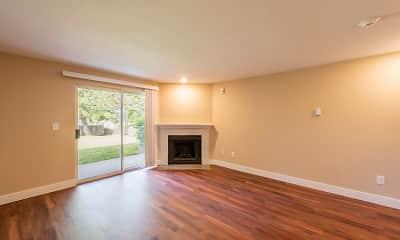 Living Room, Reserve at Bucklin Hill, 2