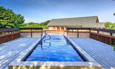 Pool, Timber Top, 1