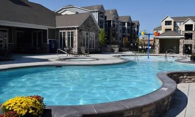 Pool, Regency At River Valley, 0