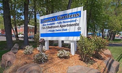 Community Signage, Cypress Gardens, 2