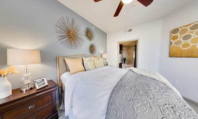Bedroom, Highland Park West Lemmon, 2