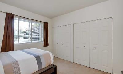 Bedroom, Country Club Estates, 2