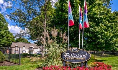 Community Signage, Fallwood, 2