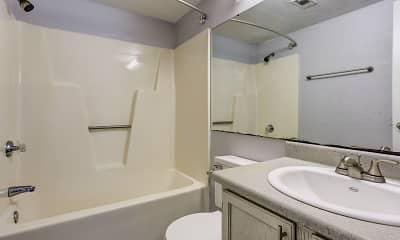 Bathroom, Chatham Wood, 2