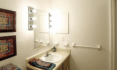 Bathroom, The Reserve at Mt. Moriah, 2