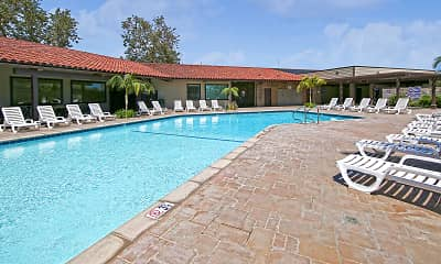 Pool, Los Alisos Estates, 2