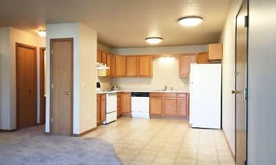 Kitchen, Terrace Pointe Apartments, 0