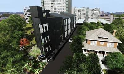 Building, Fairfax Flats, 2
