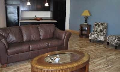 Living Room, Mosaic Apartments, 0