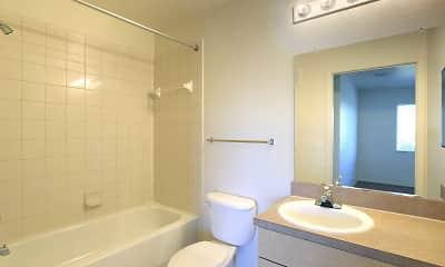 Bathroom, Sonrise Villas I and II, 2