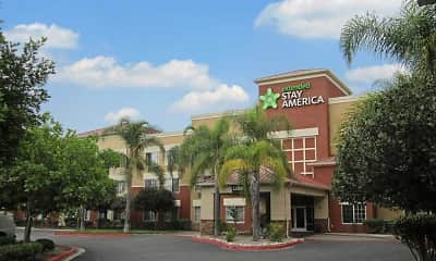 Building, Furnished Studio - Orange County - Cypress, 0