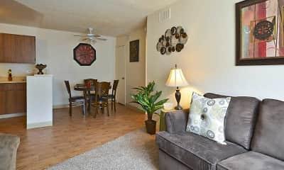 Living Room, Tierra Ridge, 1