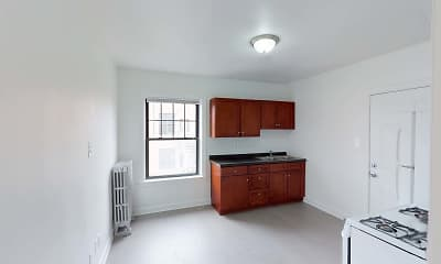 Bedroom, 4455 Greenwood Avenue, 1