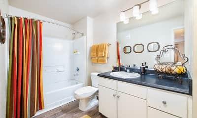 Bathroom, Verandas at Sam Ridley, 2