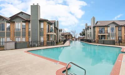 Lake Village West Apartments, 0