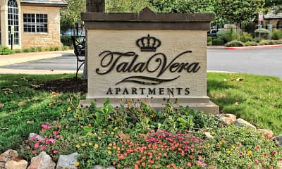 Community Signage, Talavera Apartment Homes, 1