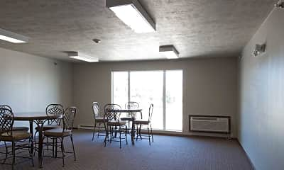 Clubhouse, Auburn Manor Apartments, 1