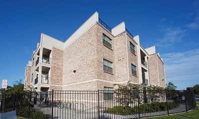Building, Thomas Park Lofts Apartments, 2