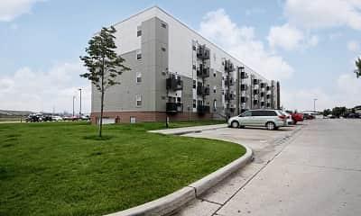 Building, WSC I & II, 2