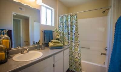 Bathroom, Villagio Apartment Homes, 2