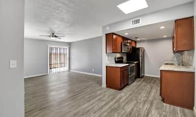 Kitchen, Glendale Groves Apartments, 0