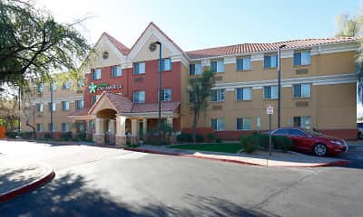 Building, Furnished Studio - Phoenix - Airport - Tempe, 0