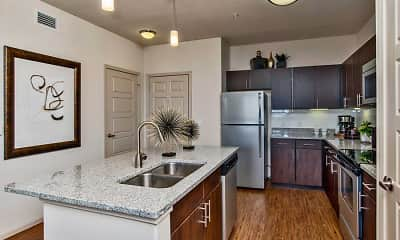 Kitchen, Avalon Denver West, 1