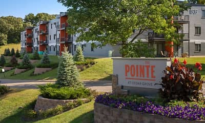 Community Signage, Pointe at Cedar Grove, 2
