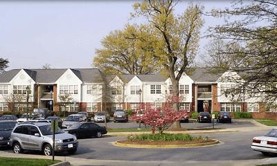 Building, Virginia Gardens Apartments, 1
