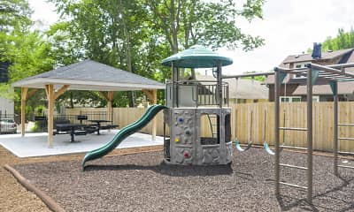 Playground, Parkway Apartments, 2