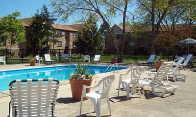 Pool, The Village at Northwood, 1