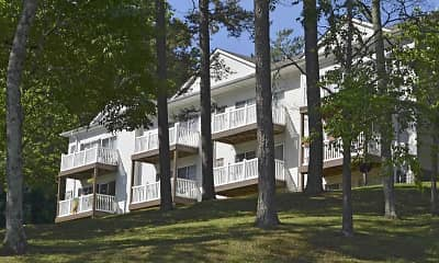 Building, Briarcliff At West Hills Apartments of Knoxville, 0