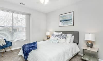Bedroom, Legacy North Pointe, 2