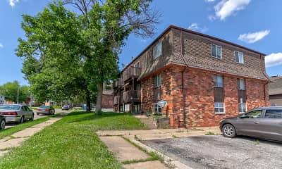 Building, Crestwood Apartments, 1