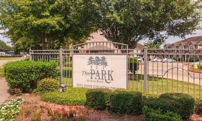 Community Signage, Park At Fort Bend, 2
