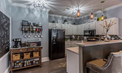Kitchen, The Landings at Houston Levee, 1