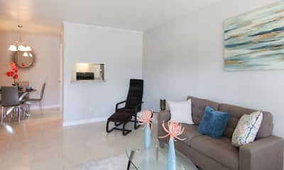 Living Room, Tierra Bella Apartments, 2