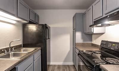 Kitchen, HighPointe Apartments, 1