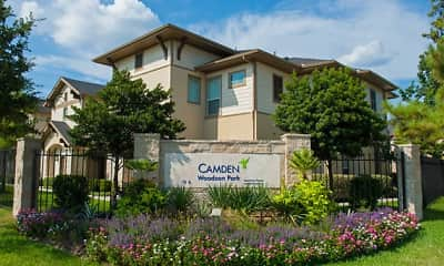 Camden Woodson Park, 2