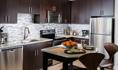 Kitchen, Radiant Fairfax Ridge Apartments, 0