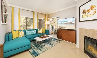 Living Room, The Villas Of Renaissance, 0