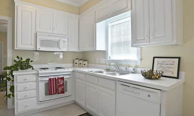 Kitchen, Windsor Creek, 1