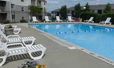 Pool, Hickory View, 0
