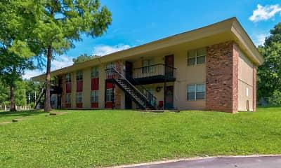 Building, Oak Creek Apartments, 1