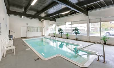 Pool, Regency Apartments, 0
