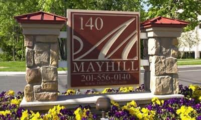 Community Signage, 140 Mayhill, 0