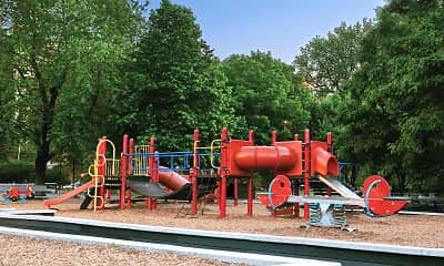 Playground, Hyde Park Tower Apartments, 2